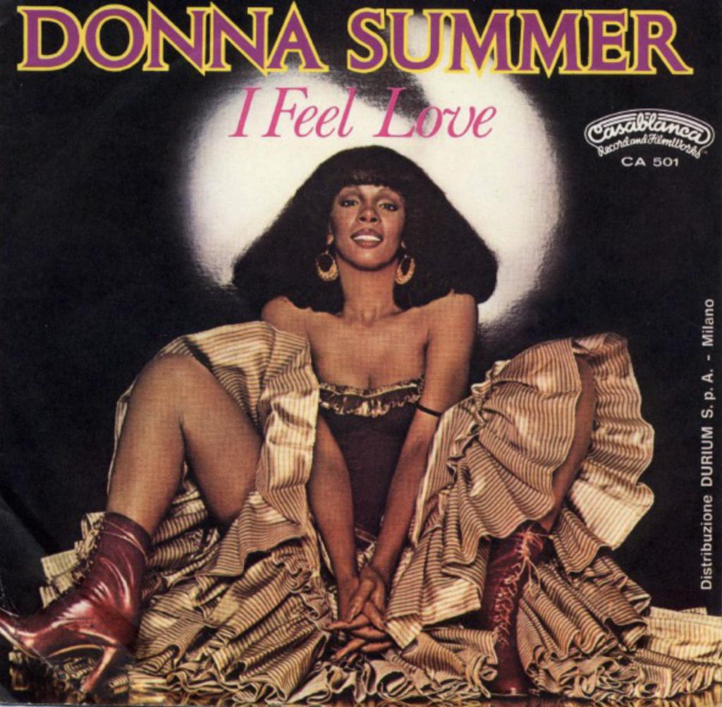 Donna Summer amazing vocals