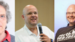AES Spring Convention speakers