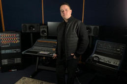 Joe Heaton Product specialist at AMS Neve