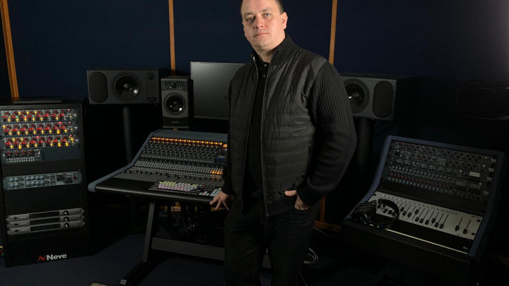 Joe Heaton Product specialist at AMS Neve