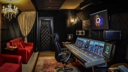 Calrec R3 Estudio Movel 2 comp uai - Audio Media International