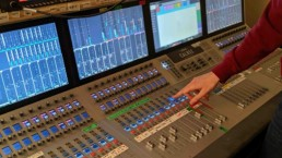 Calrec Wimbledon uai - Audio Media International