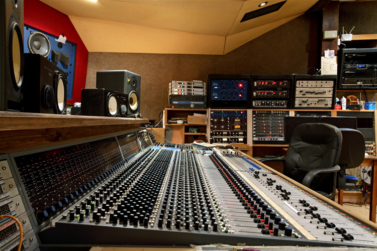 Rockfield Studios - Coach House