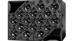 Holoplot X1 multi array loudspeaker