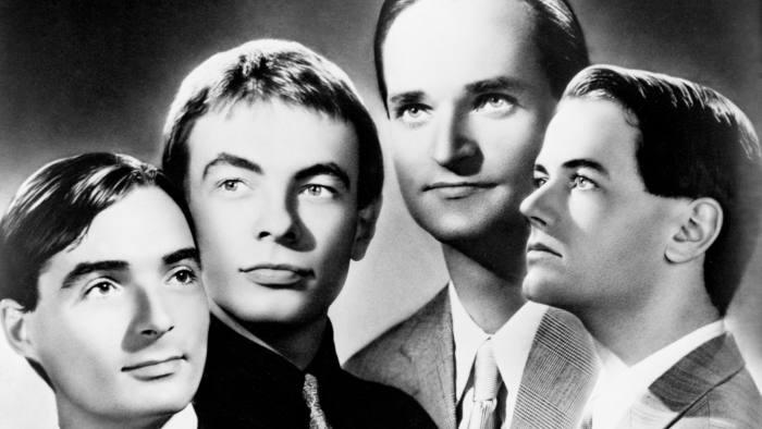 Kraftwerk's synth odyssey