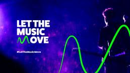 #LetTheMusicMove