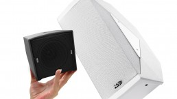 Nexo ID 4 speaker and sub bass uai - Audio Media International