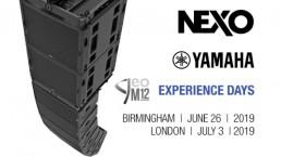 Nexo ExperienceDays uai - Audio Media International