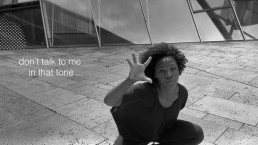 Our Bodies Back featuring dancer and choreographer Bolegue Manuela B Girl Manuela 3 uai - Audio Media International