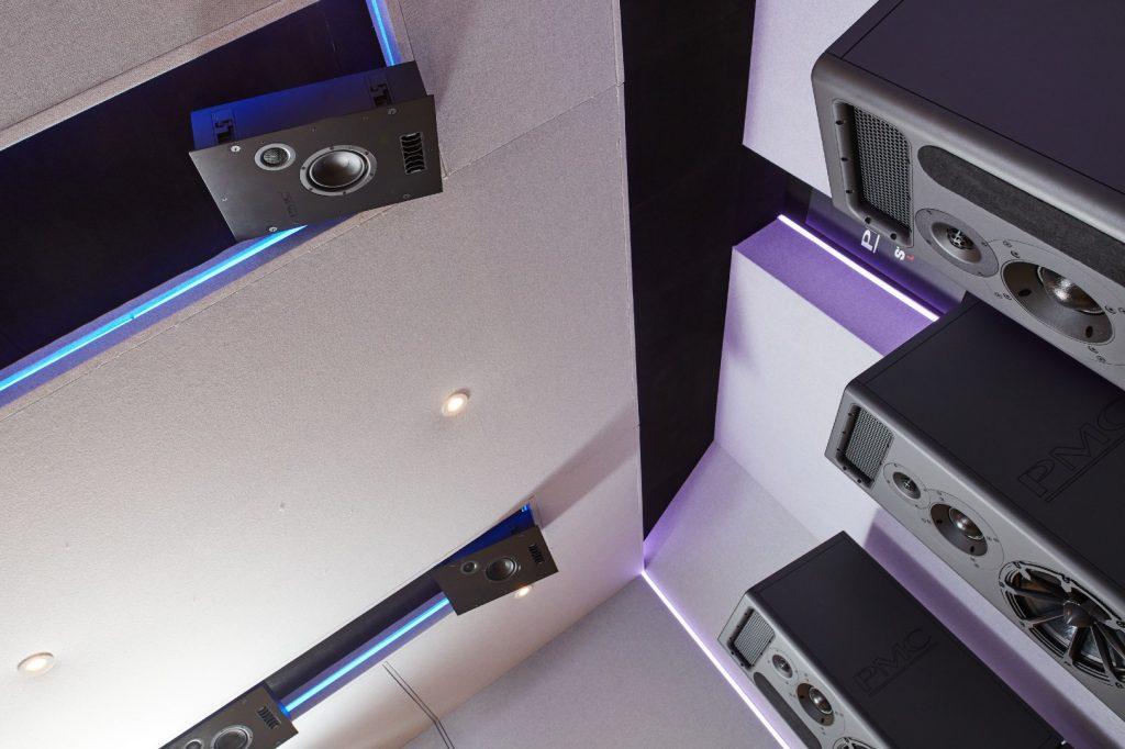 PMC Dolby Atmos Music studio
