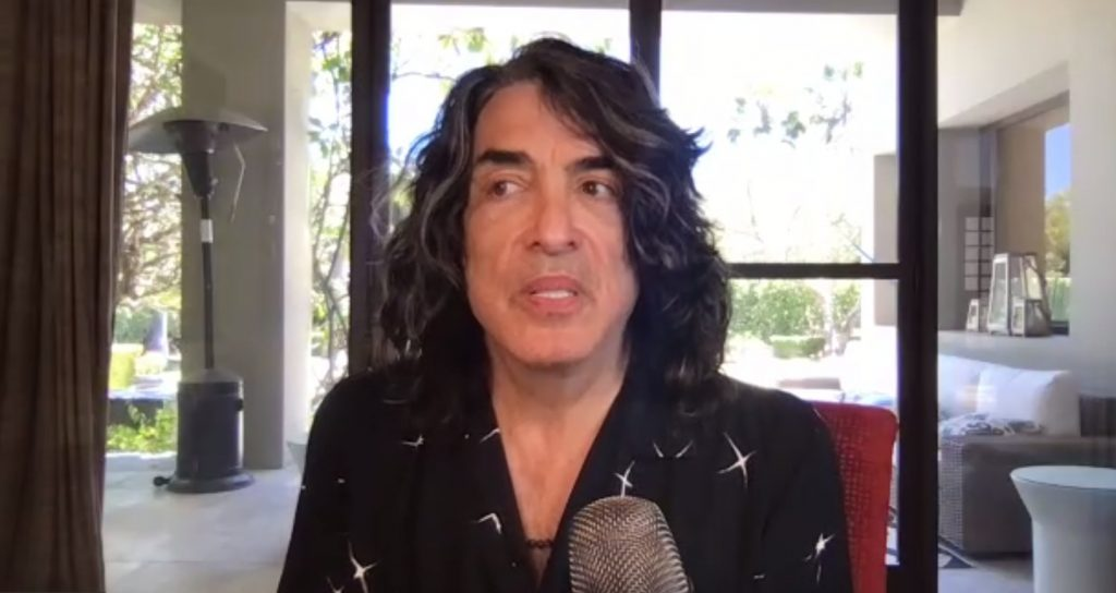 Paul Stanley Soul Station interviewed by Steve May