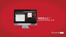 RedNetControl 2 4 uai - Audio Media International