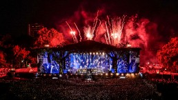 Robbie Williams BST Hyde Park. uai - Audio Media International