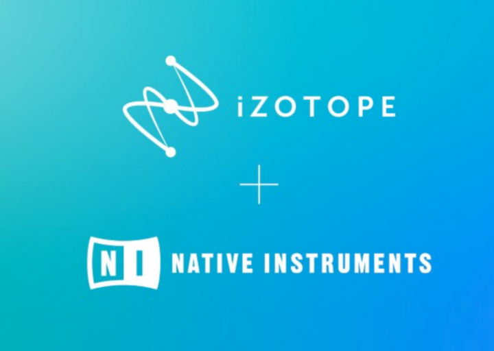 iZotope and Native Instruments