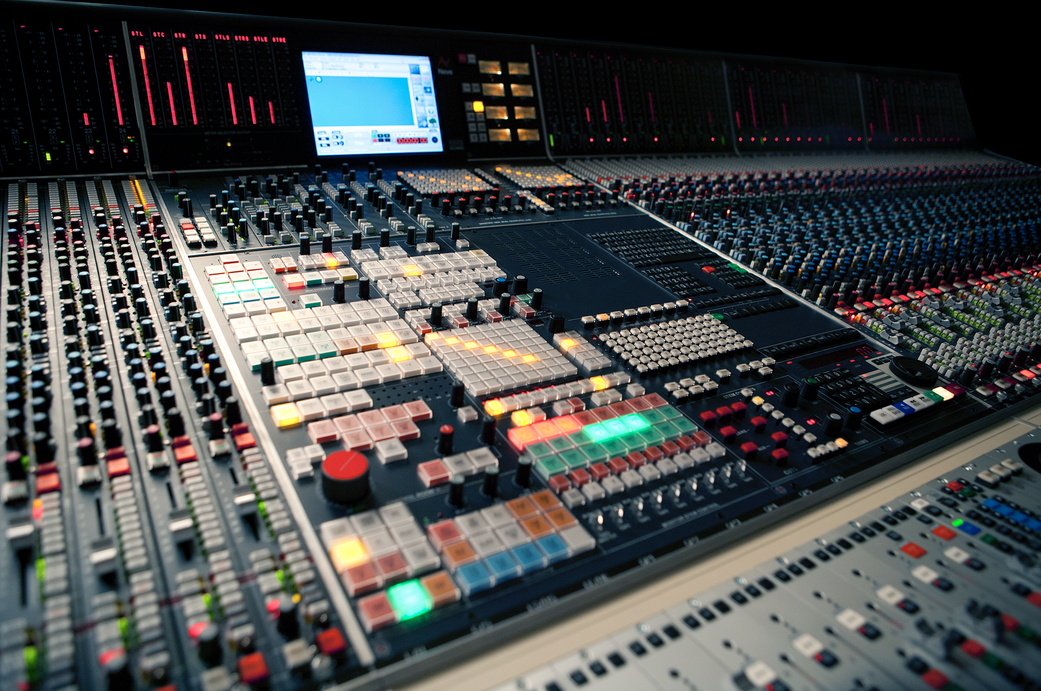 AMS Neve 88RS Console