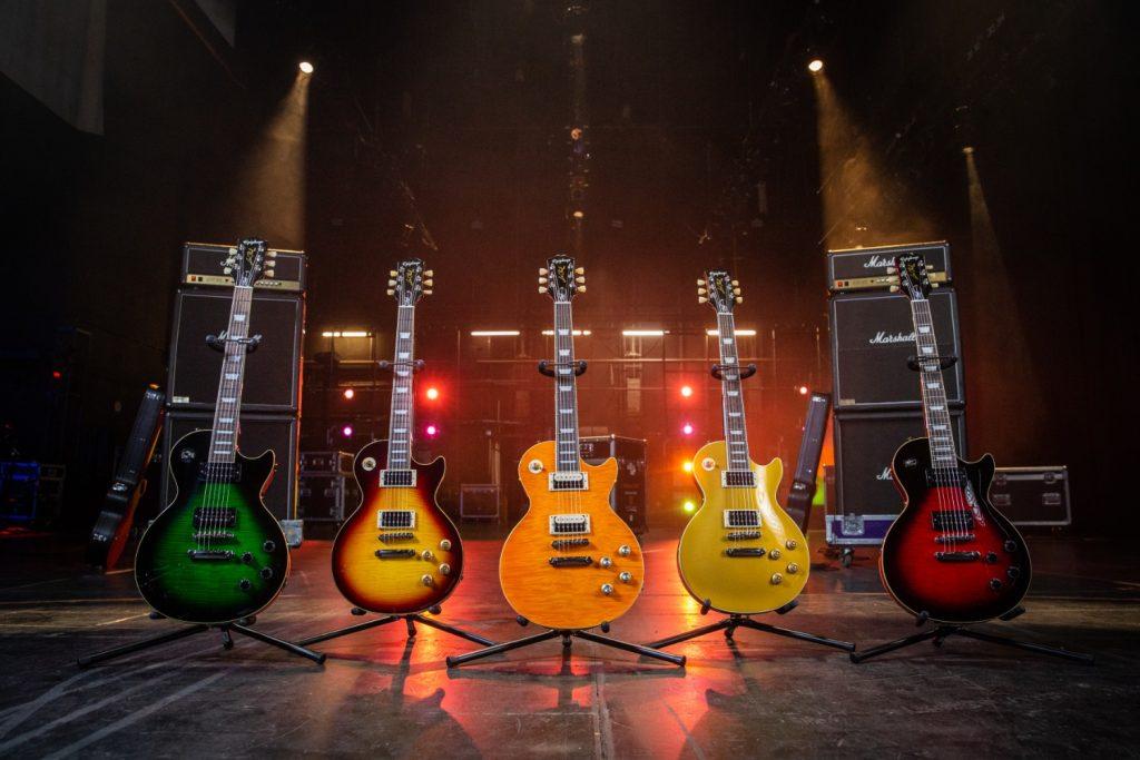 Epiphone Slash Collection guitars