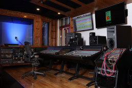 The Village Studios New Neve Room