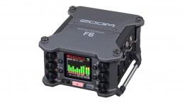 ZoomF6 uai - Audio Media International