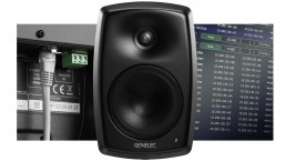 genelec smart ip press image uai - Audio Media International