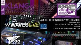 hdproaudio workshop uai - Audio Media International