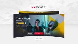 melodyvr product thescript uai - Audio Media International