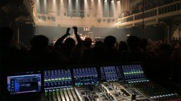 nilsfrahm stagetecjpg uai - Audio Media International
