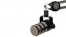 rode podmic uai - Audio Media International