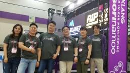 sorinamoo team uai - Audio Media International